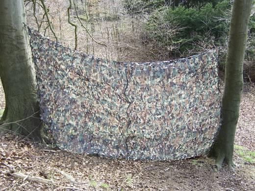 Berger & Schröter Álcaháló, 2 x 3 m, camouflage 30207 Álcaháló