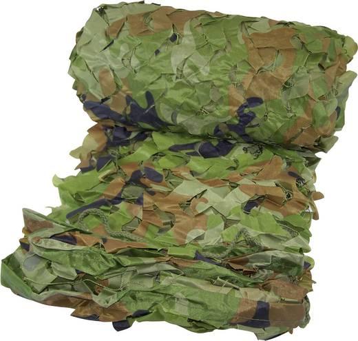 Álcaháló, 2 x 3 m, camouflage