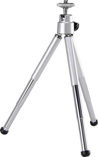 """Tripod fényképezőgép állvány, kamera állvány, állítható magasságú 11 - 19 cm 1/4"""" menettel Renkforce CT-06"""