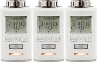 Programozható digitális radiátor termosztát készlet 8…28 °C, 3 db, Sygonix HT100 Sygonix