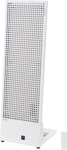 Fűtőventilátor időzítővel és távirányítóval, álló kivitel, 200 W, sygonix FP1620