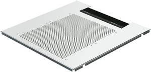 Talplemez Levegőztetett (H x Sz) 600 mm x 800 mm Acéllemez Rittal DK 5502.310 1 db Rittal
