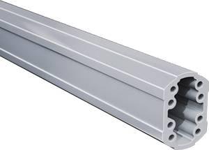 Tartó profil Zárt Alumínium Világosszürke (H x Sz x Ma) 250 x 59 x 85 mm Rittal CP 6206.025 1 db Rittal