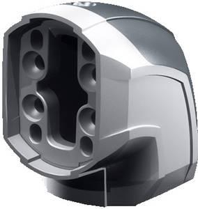 Hajlított átalakító Alumínium, Műanyag Élénk szürke (RAL 7035) Rittal CP 6206.600 1 db Rittal