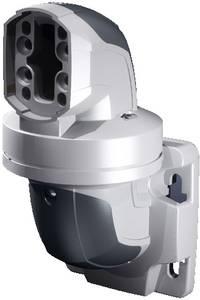 Fali csukló Forgatható, Dönthető, Vízszintes Alumínium, Műanyag Élénk szürke (RAL 7035) Rittal CP 6206.740 1 db Rittal