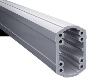 Tartó profil Zárt Alumínium Világosszürke (H x Sz x Ma) 1000 x 75 x 120 mm Rittal CP 6212.100 1 db Rittal