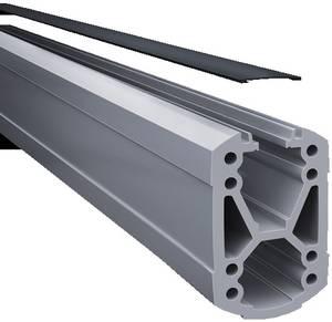 Tartó profil Nyitott Alumínium Világosszürke (H x Sz x Ma) 2000 x 75 x 120 mm Rittal CP 6212.210 1 db Rittal
