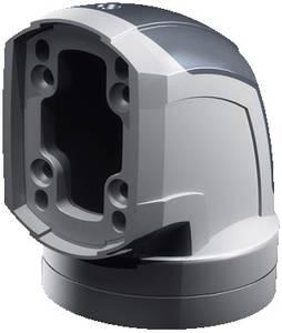 Hajlított alj Forgatható, Dönthető Alumínium, Cink öntvény, Műanyag Élénk szürke (RAL 7035) Rittal CP 6212.380 1 db Rittal