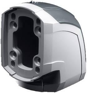 Hajlított átalakító Alumínium, Műanyag Élénk szürke (RAL 7035) Rittal CP 6212.600 1 db Rittal