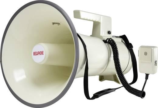 Megafon, kézi mikrofonnal, hordpánttal, Renkforce ER-168