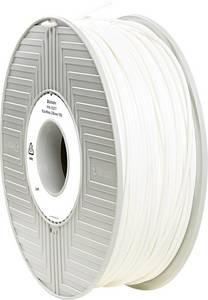 3D nyomtatószál 2,85 mm, PLA, fehér, 1 kg, Verbatim 55277 Verbatim
