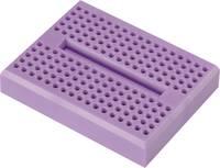 Dugaszolható próba panel, lila, Tru Components 0165-4219-07-15010 TRU COMPONENTS