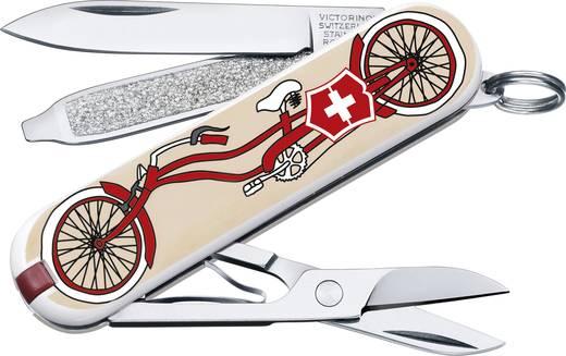 Svájci bicska, 7 funkciós, Victorinox SwissClassic 0.6223.L1506
