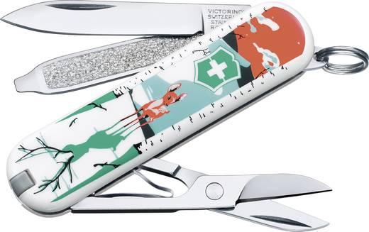 Victorinox Svájci zsebkés, SwissClassic TheyllGrow 0.6223.L1507