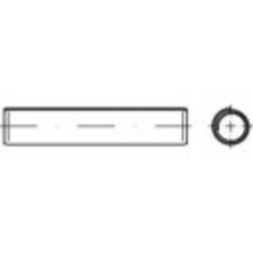 TOOLCRAFT Spirális csapszegek (Ø x H) 3 mm x 10 mm 1000 db DIN 7344