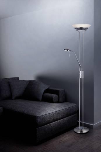 LED-es lámpa olvasólámpával 18 W melegfehér, renkforce Murcia