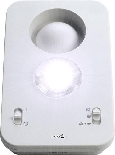 Hívásjelző, akusztikus és optikai riasztás, doro RingPlus