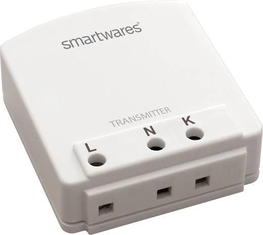 Vezeték nélküli beépíthető adó, 1 csatornás Smartwares SH5-TBR-A