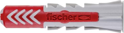 Fischer 555110 DUOPOWER 2 K tipli süllyesztett fejű csavarral Hatlapú csavarral 10 mm 25 db