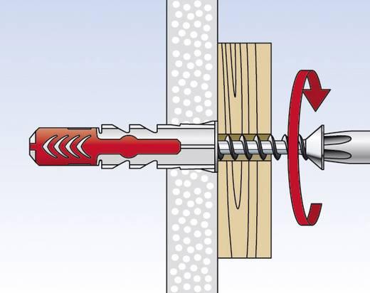 Fischer 555006 DUOPOWER 2 K dübel 6 mm
