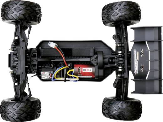 Reely Supersonic Brushed 1:10 RC modellautó Elektro Truggy 4WD RtR 2,4 GHz