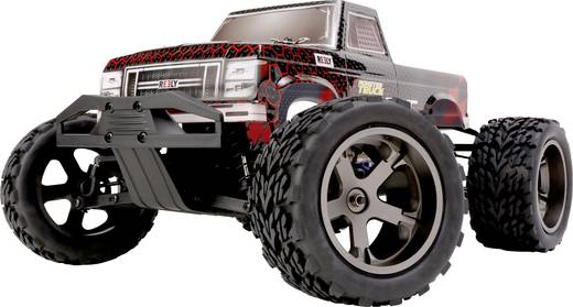 Reely Supersonic Brushed 1:10 RC modellautó Elektro Monstertruck 4WD RtR 2,4 GHz