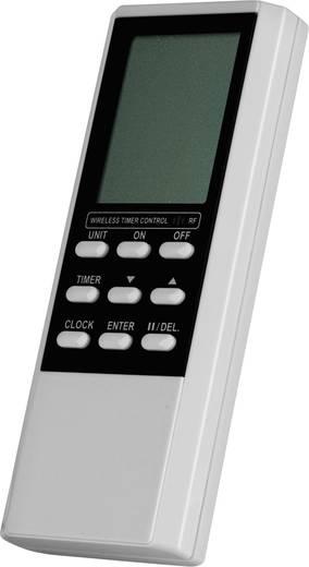 Rádiójeles távirányító időzítővel, max. 30 m, Trust 78090 ATMT-502