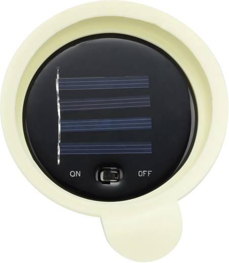 Napelemes LED-es üveg lámpa