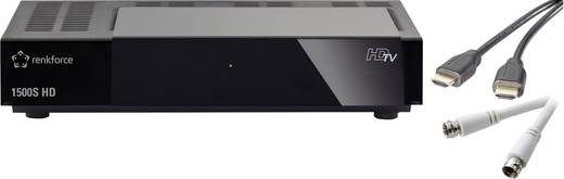 Vezetékes HD vevő, 1 tuner, renkforce 1500S