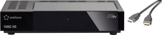 Vezetékes HD vevő, 1 tuner, renkforce 1500C