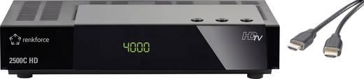 Vezetékes HD vevő, 1 tuner, renkforce 2500C