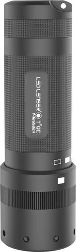 LED-es mini zseblámpa, csuklópánttal, elemes, 140 lm, 106g, fekete, LED Lenser