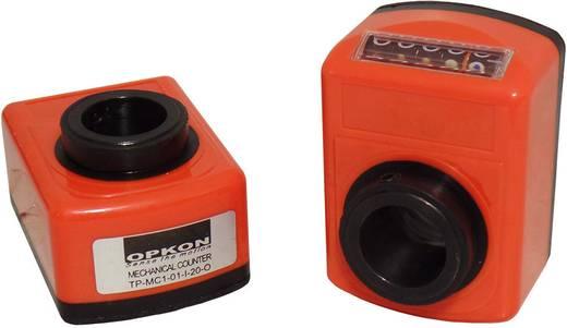 Mechanikus pozíció kijelző 100263 üreges tengely 20 mm, áttétel 1:1, Opkon TP-MC1-01-I-20