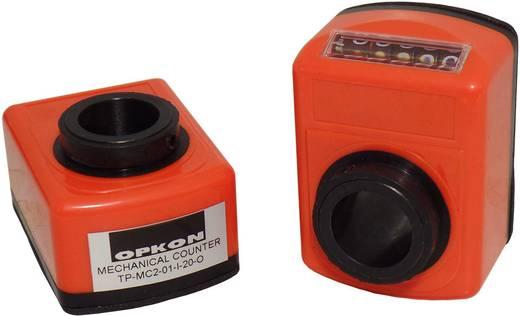 Mechanikus pozíció kijelző 100264 üreges tengely 20 mm, áttétel 1:1, Opkon TP-MC2-01-I-20
