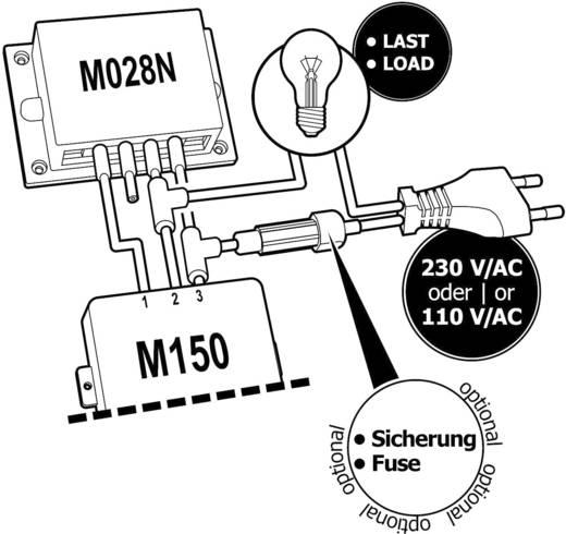 Feszültségváltó Modul Kemo Kemo Electronic GmbH Kimeneti feszültség tartomány: 110 - 230 V/AC