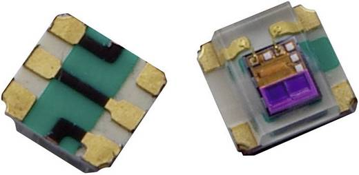 Miniatűr SMT környezeti fény érzékelő, CHIP-LED 6 pólusú, 1,8 - 5,5 V, Avago Technologies APDS-9005-020