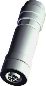 TE Connectivity 2120956-1 Érzékelő-/működtető összekötő, konfekcionálatlan M12 Alj, egyenes Pólusszám: 3 1 db TE Connectivity