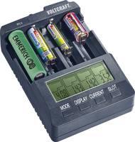 Ceruza AA, mikroceruza AAA automata akkumulátor töltő, regeneráló hengeres akkukhoz Voltcraft IPC-3 (BT-C3100) VOLTCRAFT
