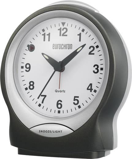 Kvarc ébresztőóra, fekete, Eurochron EQW 7600
