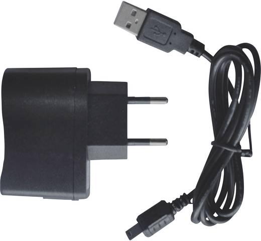 Akkus LED-es munkalámpa, lítiumion akkuval, 2,5 óra, fekete, Kunzer PL-081 sw