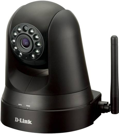 IP, WLAN megfigyelő kamera, D-Link DCS-5010L