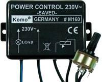 Teljesítményszabályozó Modul Kemo M160 110 V/AC, 230 V/AC Kemo