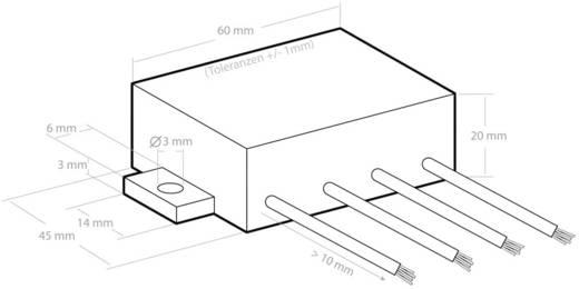 Teljesítményszabályozó Modul Kemo M160 110 V/AC, 230 V/AC