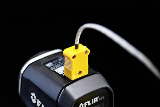 FLIR infrahőmérő, lézeres célzóval, folyadék hőmérővel 30:1 optika -30-tól 650 °C-ig FLIR TG56