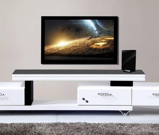 Aktív beltéri DVB-T antenna, 42 dB, fekete, Renkforce HDD-11