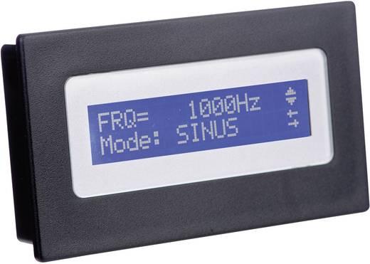 LCD beépítő keret pontmátrix modulokhoz 91 x 53 x 20 mm H-Tronic FR 216