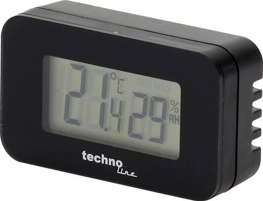 Autós hő- és páratartalom mérő, Techno Line WS 7006