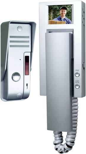 Vezetékes video kaputelefon rendszer, 1 családi házhoz, Smartwares SW VD54A