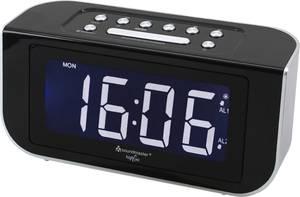 Nagykijelzős digitális ébresztőóra, rádiós ébresztőóra, SoundMaster  soundmaster