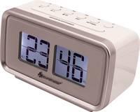 Retro ébresztőórás rádió, fehér színű SoundMaster UR105WE soundmaster